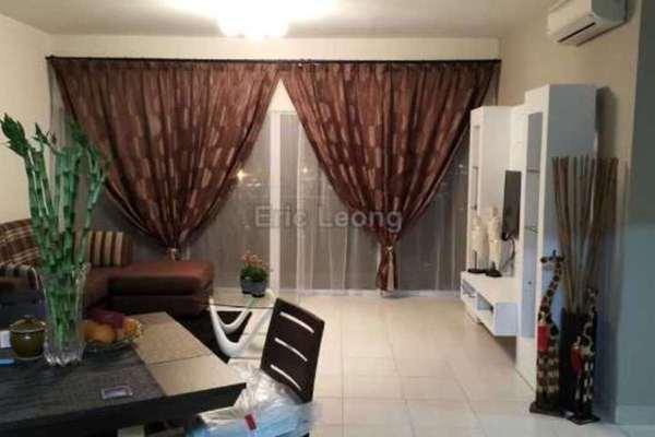 For Sale Condominium at Koi Kinrara, Bandar Puchong Jaya Freehold Semi Furnished 3R/2B 600k