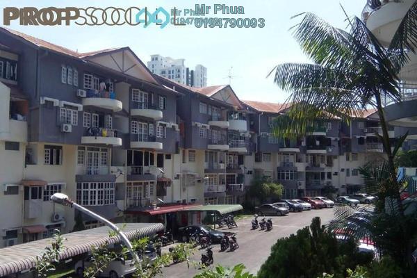 For Sale Condominium at Mutiara Perdana 1, Sungai Ara Freehold Semi Furnished 3R/2B 377k