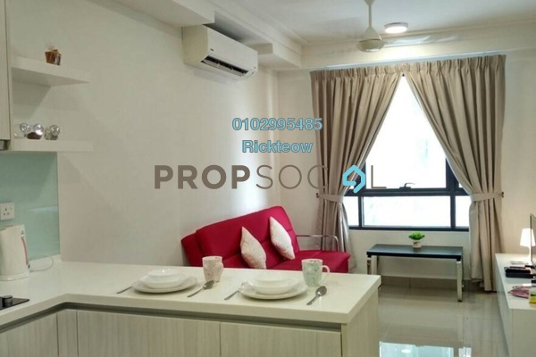 For Rent Condominium at Solstice @ Pan'gaea, Cyberjaya Freehold Fully Furnished 1R/1B 1.3k