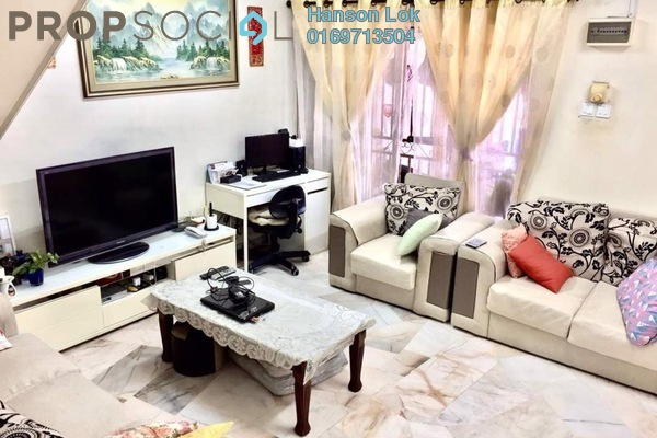 For Sale Terrace at Taman Jinjang Baru, Jinjang Freehold Unfurnished 3R/3B 580k