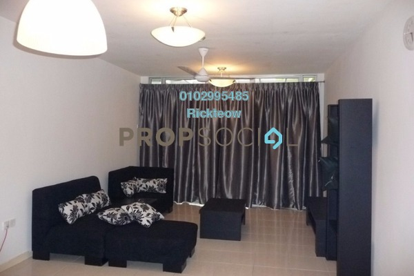 For Rent Condominium at Cyberia SmartHomes, Cyberjaya Freehold Fully Furnished 4R/3B 1.8k