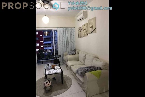 For Sale Condominium at Koi Kinrara, Bandar Puchong Jaya Freehold Semi Furnished 3R/2B 460k