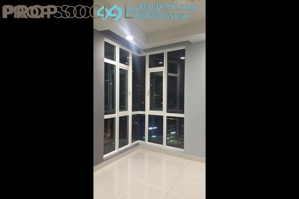 For Rent SoHo/Studio at Central Residence, Sungai Besi Freehold Fully Furnished 2R/2B 2.2k