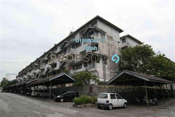 For Sale Apartment at Perdana Villa Deluxe, Pandan Perdana Freehold Unfurnished 3R/2B 290k