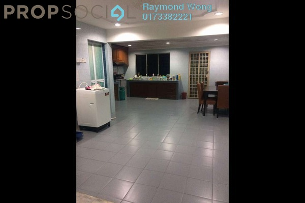 For Rent Terrace at Taman Sri Bahagia, Cheras South Freehold Semi Furnished 3R/2B 1.2k
