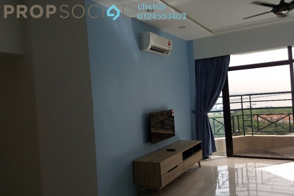 For Rent Condominium at Sunny Ville, Batu Uban Freehold Fully Furnished 3R/2B 1.6k