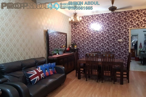For Rent Terrace at Bukit Jelutong Timur, Bukit Jelutong Freehold Fully Furnished 4R/3B 2.5k