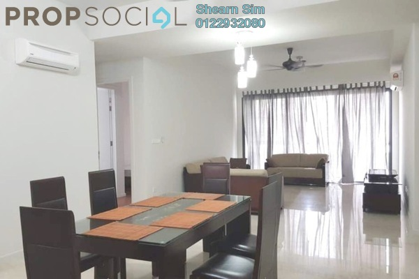 For Rent Condominium at Concerto Kiara, Dutamas Freehold Fully Furnished 4R/4B 4k