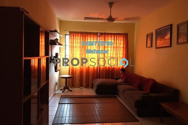 For Sale Condominium at SD Apartment II, Bandar Sri Damansara Freehold Unfurnished 3R/2B 355k