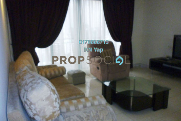 For Rent Condominium at Vista Kiara, Mont Kiara Freehold Fully Furnished 3R/2B 2.4k