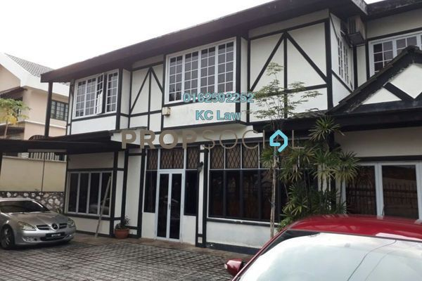 For Sale Bungalow at Section 22, Petaling Jaya Leasehold Semi Furnished 6R/4B 2.35m