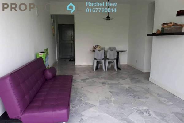 For Rent Condominium at Taman Abadi Indah, Taman Desa Freehold Fully Furnished 3R/2B 1.35k