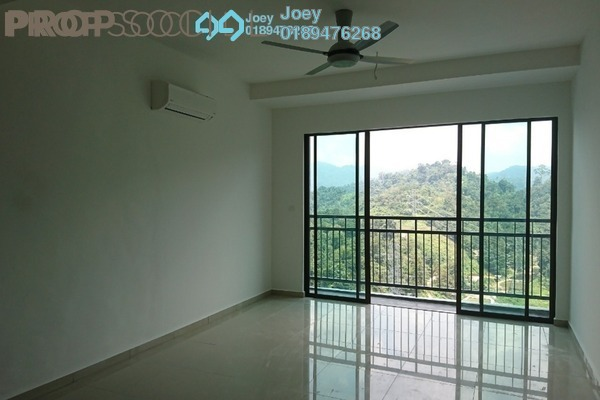 For Rent Condominium at V-Residensi, Selayang Heights Freehold Semi Furnished 3R/3B 1.3k