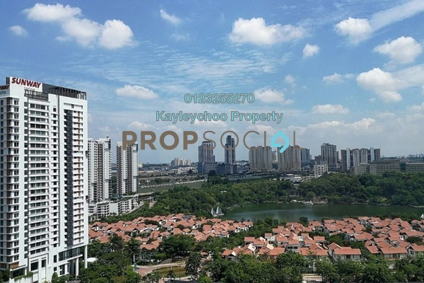 For Rent Condominium at Sunway GEO Residences, Bandar Sunway Freehold Unfurnished 3R/2B 3.8k