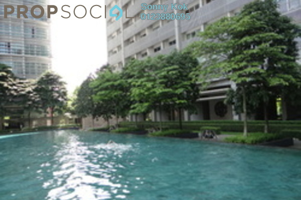 For Sale Condominium at Dua Residency, KLCC Freehold Fully Furnished 4R/4B 1.7m