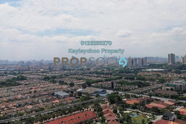 For Sale Condominium at Sunway GEO Residences, Bandar Sunway Freehold Unfurnished 2R/2B 738k