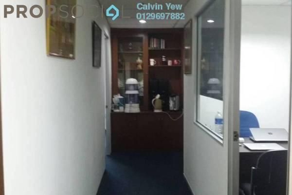 For Rent Office at Kelana Square, Kelana Jaya Freehold Semi Furnished 0R/0B 1.95k