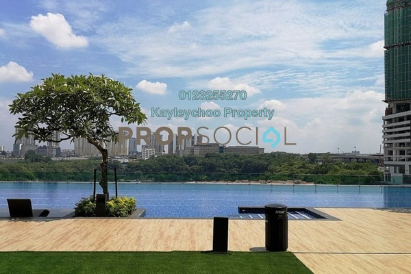 For Rent Condominium at Sunway GEO Residences, Bandar Sunway Freehold Unfurnished 2R/2B 2.8k