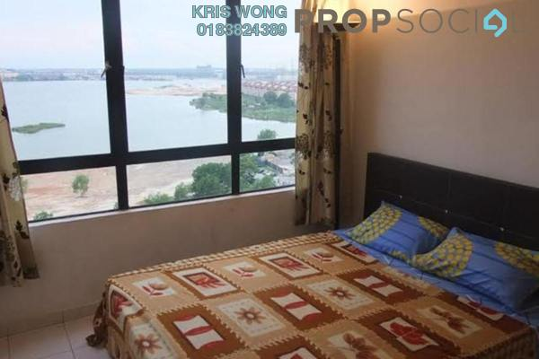 For Rent Condominium at Vista Millennium, Puchong Freehold Fully Furnished 3R/2B 1.2k