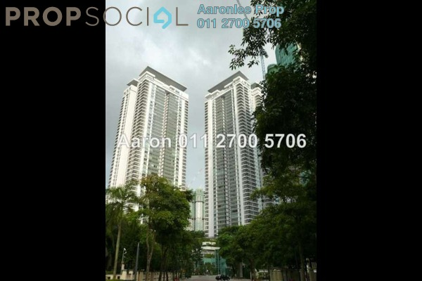 For Rent Condominium at 10 Mont Kiara, Mont Kiara Freehold Semi Furnished 4R/4B 15.0千