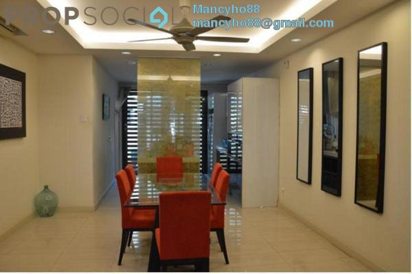 For Sale Terrace at Flora Impian, Segambut Freehold Semi Furnished 6R/6B 2.1m