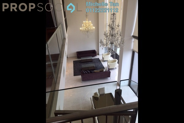 For Rent Duplex at Suria Stonor, KLCC Freehold Fully Furnished 5R/6B 18k