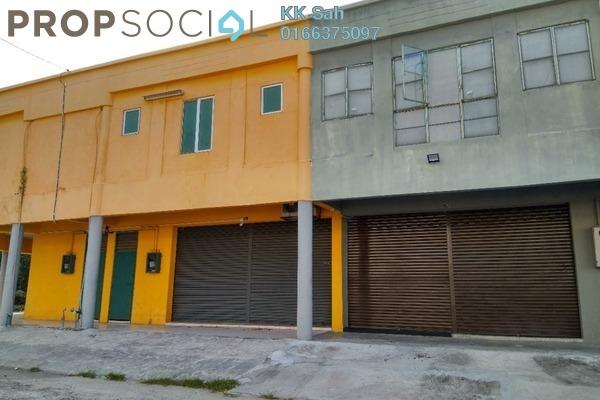 For Sale Factory at Pulau Indah Industrial Park, Port Klang Freehold Unfurnished 1R/2B 328k