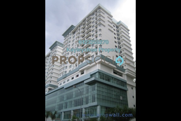 For Rent Condominium at Subang Avenue, Subang Jaya Freehold Fully Furnished 3R/2B 3k