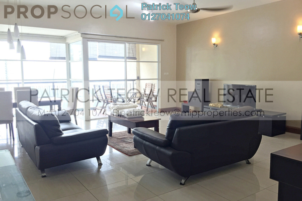 For Rent Condominium at Mont Kiara Aman, Mont Kiara Freehold Fully Furnished 3R/4B 5.5k