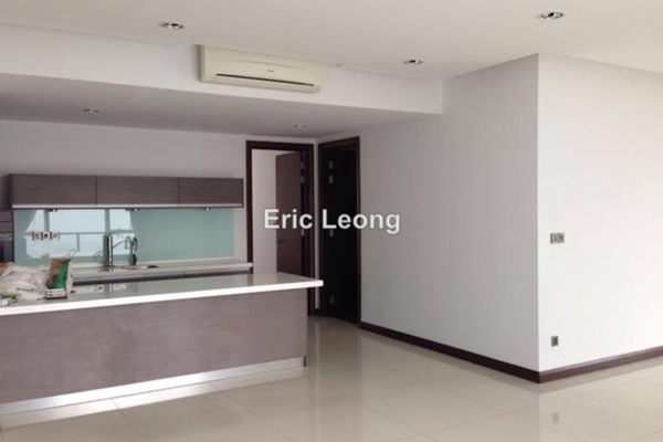 For Rent Condominium at The Northshore Gardens, Desa ParkCity Freehold Semi Furnished 3R/4B 4.5k