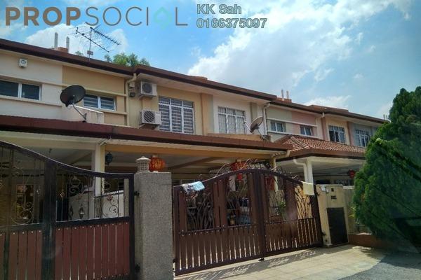 For Sale Link at Section 6, Bandar Mahkota Cheras Freehold Unfurnished 4R/3B 465k