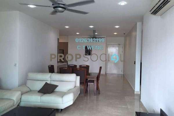 For Rent Condominium at Sastra U-Thant, Ampang Hilir Freehold Fully Furnished 3R/3B 7.5k
