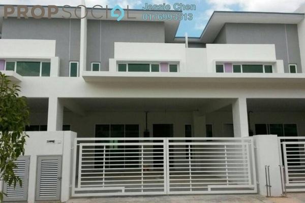 For Rent Terrace at Dextora, Bandar Sri Sendayan Freehold Unfurnished 4R/4B 900translationmissing:en.pricing.unit