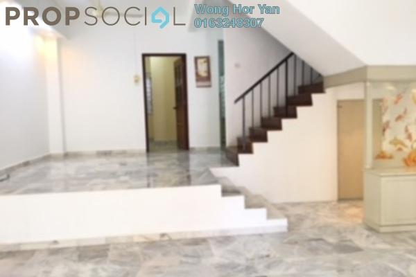 For Rent Terrace at Taman Serdang Raya, Seri Kembangan Freehold Semi Furnished 4R/3B 1.5k