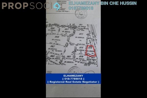 For Sale Land at Kampung Berangan, Kota Bharu Freehold Unfurnished 0R/0B 750k