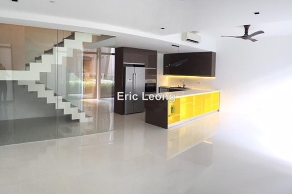 For Rent Duplex at The Capers, Sentul Freehold Semi Furnished 4R/5B 5k