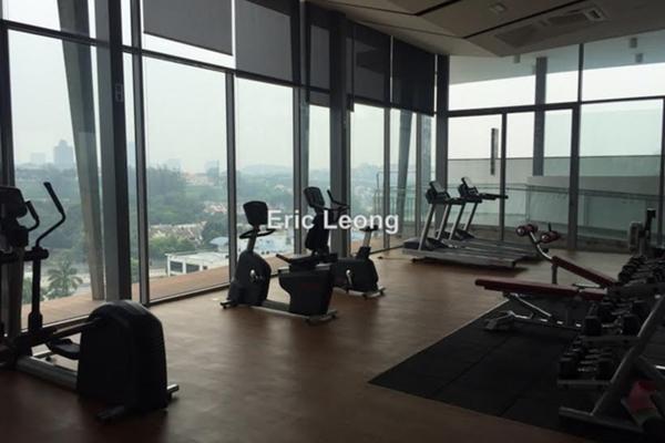 For Rent SoHo/Studio at The Signature, Sri Hartamas Freehold Fully Furnished 1R/1B 2.3k