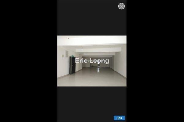 For Rent Office at Kuchai Exchange, Kuchai Lama Freehold Unfurnished 0R/2B 3k
