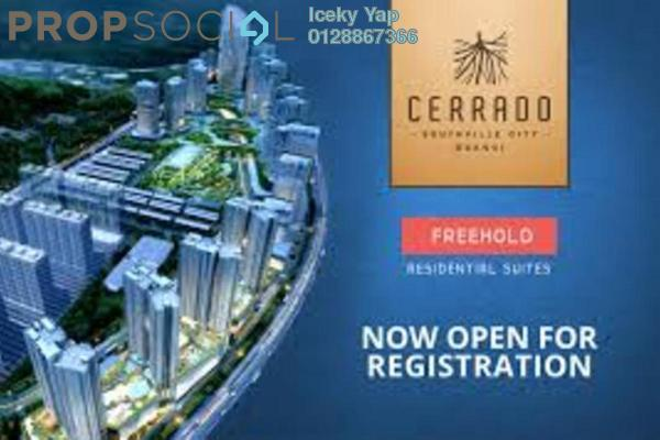 For Sale Condominium at Cerrado, Southville City Freehold Semi Furnished 3R/2B 388k