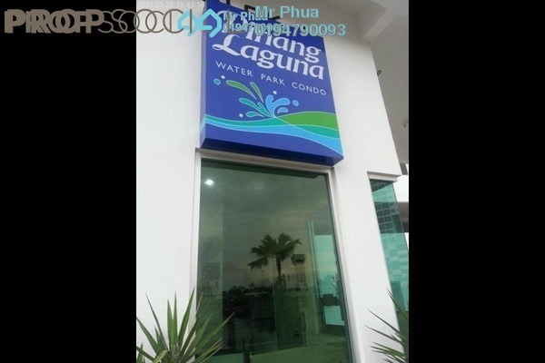 For Sale Condominium at Pinang Laguna, Seberang Jaya Freehold Unfurnished 4R/2B 300k