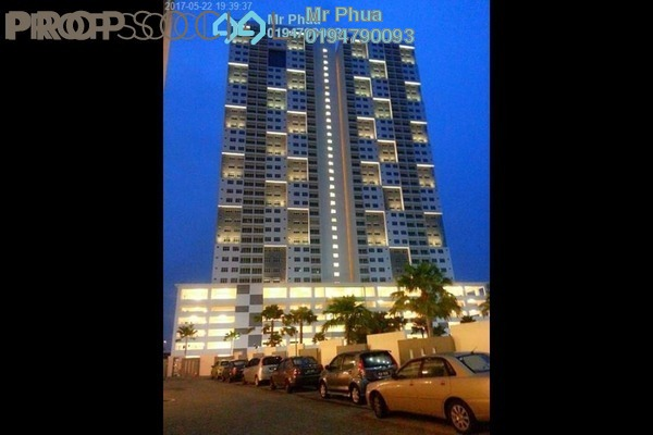 For Sale Condominium at Pinang Laguna, Seberang Jaya Freehold Unfurnished 4R/2B 315k