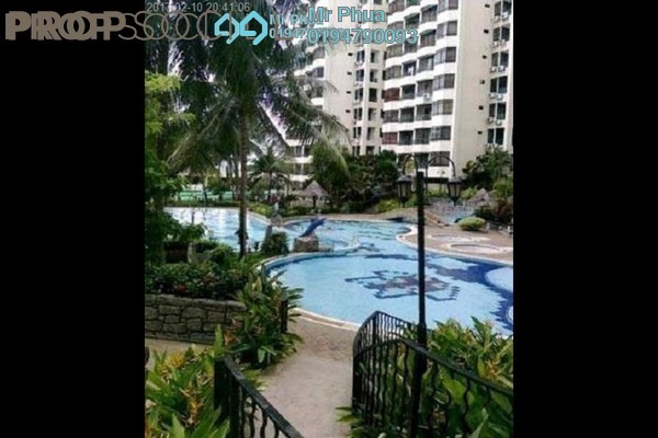 For Sale Apartment at Sunny Ville, Batu Uban Freehold Fully Furnished 3R/2B 550k