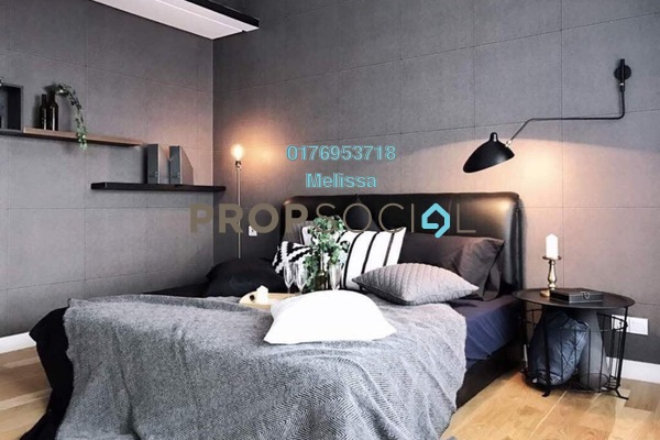 For Rent Condominium at The Sentral Residences, KL Sentral Freehold Fully Furnished 1R/2B 5.5k