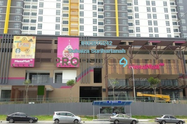 For Rent Condominium at MesaHill, Putra Nilai Freehold Fully Furnished 2R/2B 1.9k