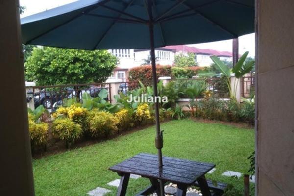 For Sale Semi-Detached at Kemuning Utama Permai, Kemuning Utama Freehold Semi Furnished 6R/6B 2.2m