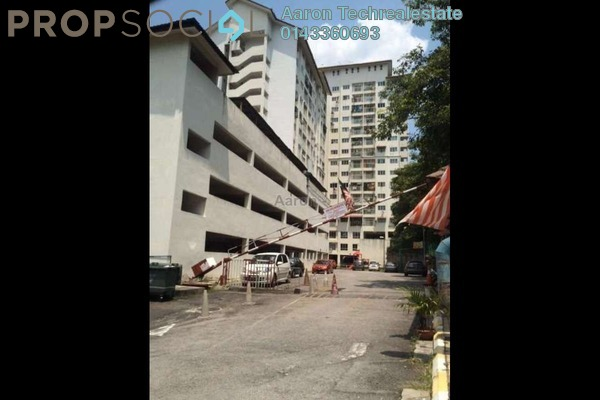 For Sale Apartment at Taman Halimahton, Old Klang Road Freehold Fully Furnished 3R/2B 358k