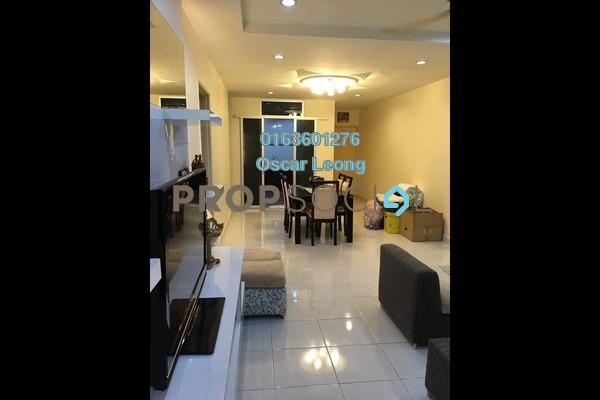 For Rent Condominium at Bandar Baru Ampang, Ampang Freehold Fully Furnished 3R/2B 1.7k
