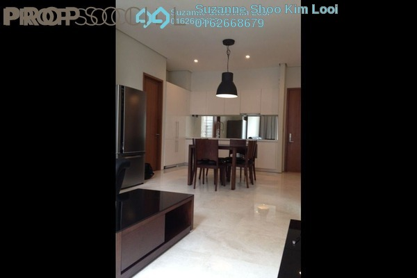 For Rent Condominium at Soho Suites, KLCC Freehold Fully Furnished 2R/2B 3.5k