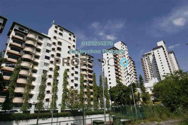 For Rent Condominium at Desa Kiara, TTDI Freehold Semi Furnished 3R/2B 2.3k
