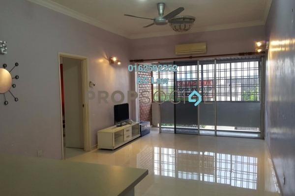 For Rent Condominium at Bangsar Indah, Bangsar Freehold Semi Furnished 1R/1B 2.2k